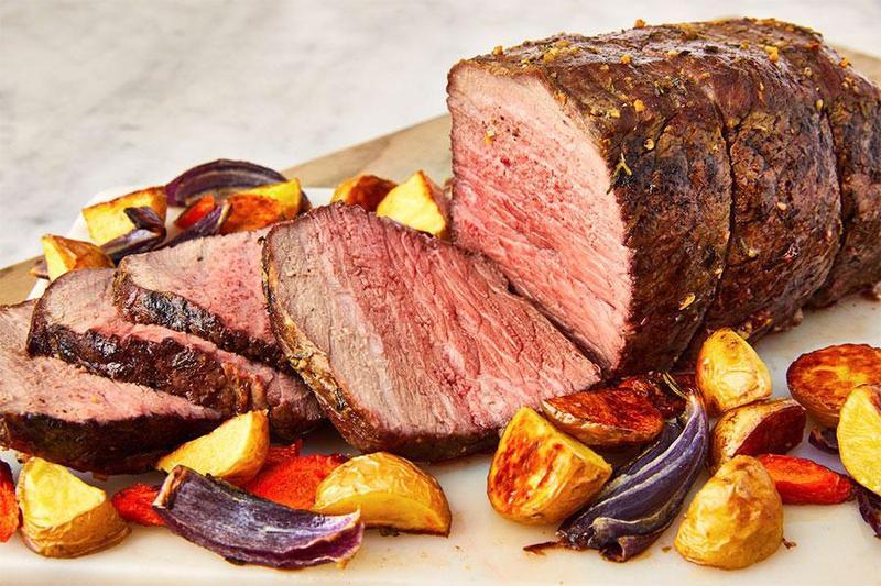 Xao xuyến với các món ăn được chế biến từ bò khi đãi tiệc cưới